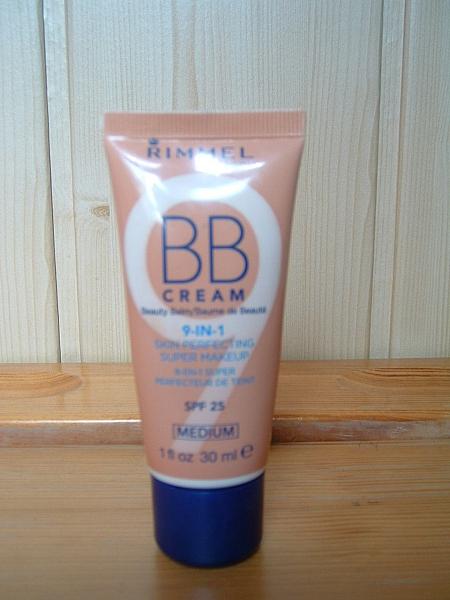 BB cream 9-IN-1 od Rimmel