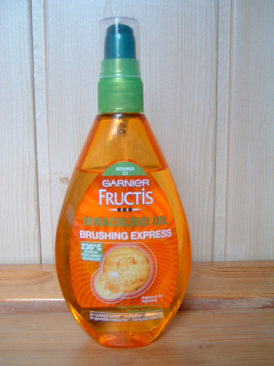 Olej na vlasy Garnier Miraculous oil