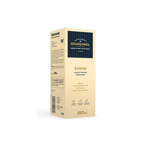 Test šamponu BIO Aquanol