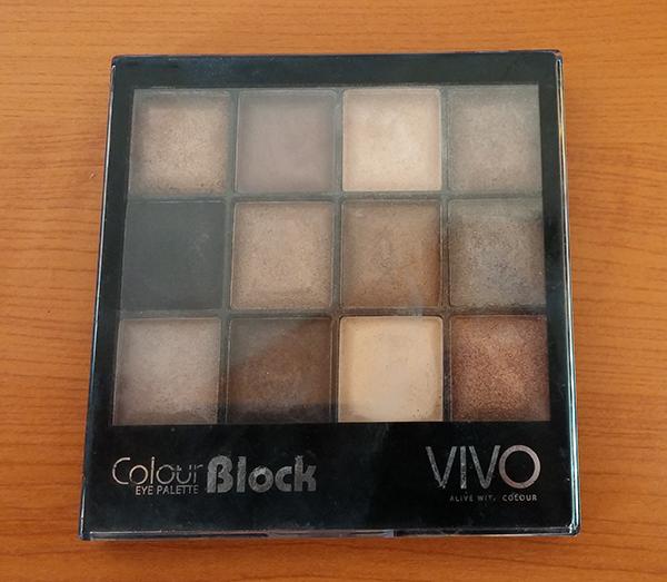 Vivo Dreamy Colour Block Palette – recenze odstínů