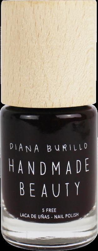 Handmade Beauty Lak na nehty 5-free (10 ml) - Date + PETA - netestováno na zvířatech