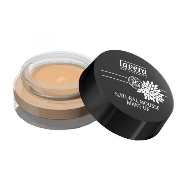 Lavera Přírodní pěnový make-up (15 g) - med + NaTrue