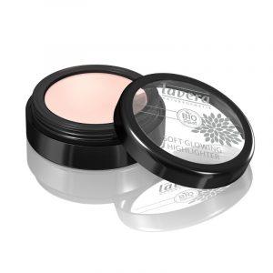 Lavera Zářivý rozjasňovač (4 g) - perleťově růžová + NaTrue