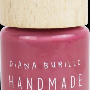 Handmade Beauty Lak na nehty 5-free (10 ml) - Almond + PETA - netestováno na zvířatech