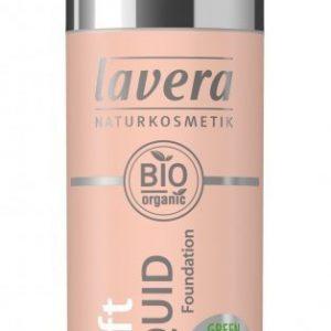 Lavera Lehký tekutý make-up (30 ml) - slonová kost + NaTrue