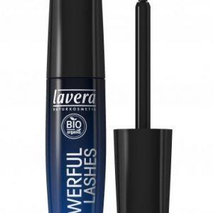 Lavera Posilující řasenka (13 ml) - černá - pro intenzivní posílení řas + NaTrue