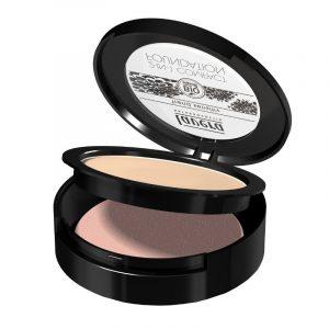 Lavera Pudrový make-up 2v1 (10 g) - slonová kost + Plast