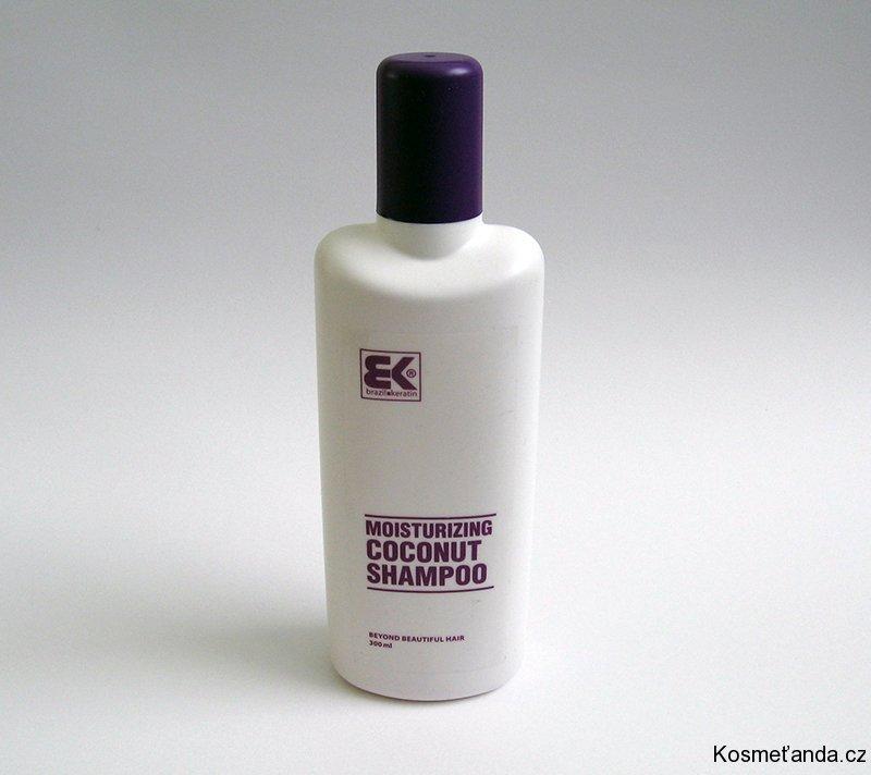 Recenze šamponu BrazilKeratin Coconut